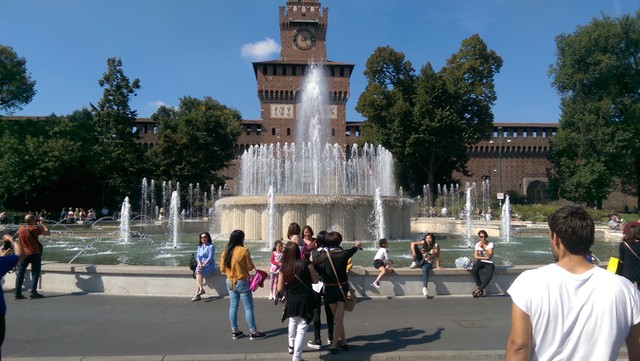 Image for Sforza Castle in Milano