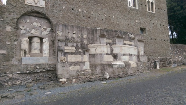 Image for Appia Antica, in Roma, Italy